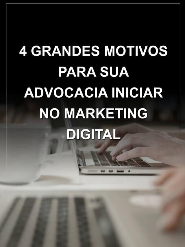4 Motivos para investir no marketing digital