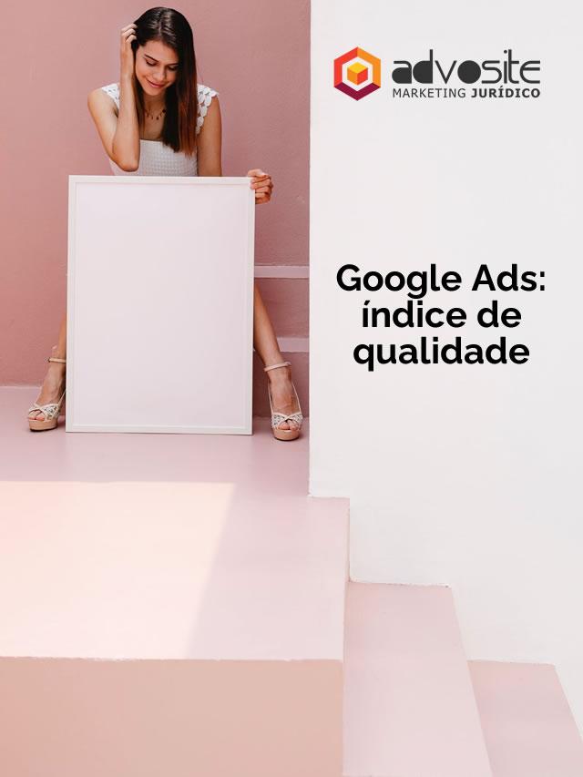 Google Ads – índice de qualidade